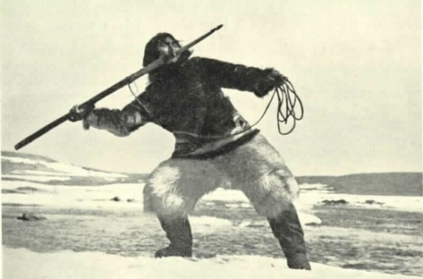 Нанук с Севера / Nanook of the North (1922)