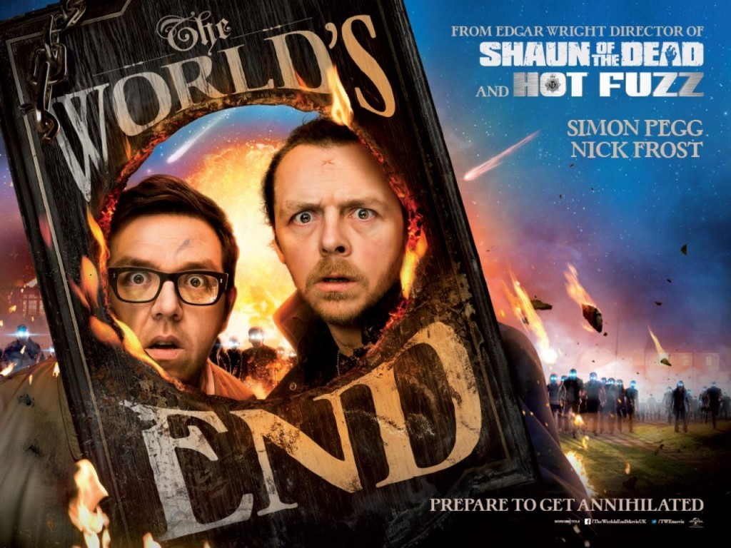 Армагеддец (The World's End) 2013