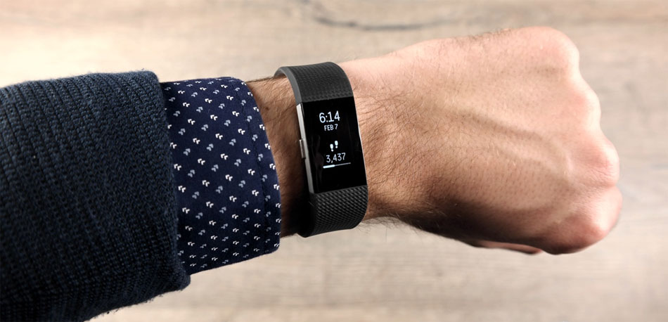 Fitbit Charge 2 – фитнесс-браслет