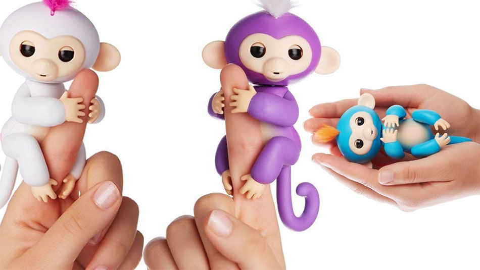 WowWee Fingerlings – самая популярная игрушка